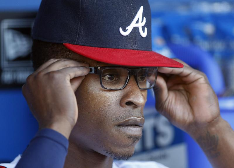 Justin Upton's 3-run HR helps Braves top Reds 5-4
