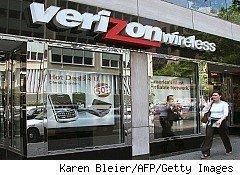 Verizon Wireless and Google are working on a tablet device to rival Apple's iPad, Verizon Wireless CEO Lowell McAdam told The Wall Street Journal. Pictured, a Verizon Wireless store.