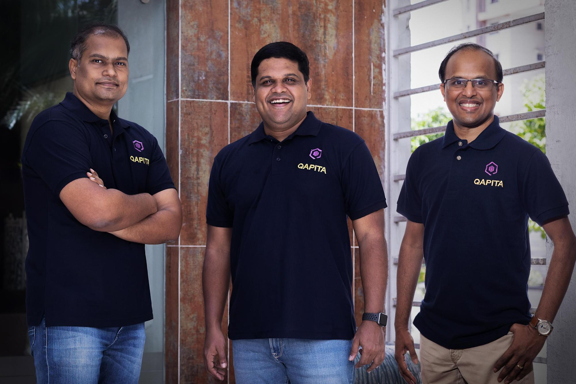 Qapita, a developer of equity management software for startups, raises $5M led by MassMutual Ventures