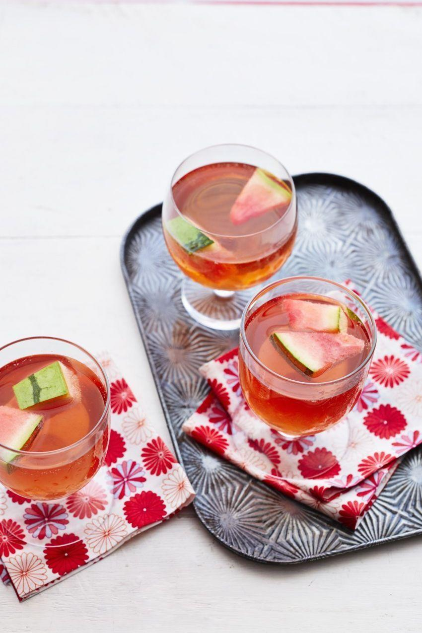 """<p>Is there anything more summery than a juicy slice of watermelon? This cocktail recipe calls for adding the fruit to a refreshing sangria. Just be sure to buy seedless watermelon or you'll be doing a lot more work.</p><p><a href=""""https://www.thepioneerwoman.com/food-cooking/recipes/a11587/watermelon-sangria/"""" rel=""""nofollow noopener"""" target=""""_blank"""" data-ylk=""""slk:Get the recipe."""" class=""""link rapid-noclick-resp""""><strong>Get the recipe. </strong></a></p><p><a class=""""link rapid-noclick-resp"""" href=""""https://go.redirectingat.com?id=74968X1596630&url=https%3A%2F%2Fwww.walmart.com%2Fsearch%2F%3Fquery%3Dpioneer%2Bwoman%2Bwine%2Bglasses&sref=https%3A%2F%2Fwww.thepioneerwoman.com%2Ffood-cooking%2Fmeals-menus%2Fg36432840%2Ffourth-of-july-drinks%2F"""" rel=""""nofollow noopener"""" target=""""_blank"""" data-ylk=""""slk:SHOP WINE GLASSES"""">SHOP WINE GLASSES</a></p>"""