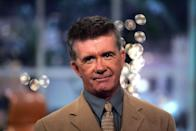 """Alan Thicke was a Canadian actor also famous for composing such TV theme songs as """"Fact of Life,"""" """"Diff'rent Strokes,"""" and """"Wheel of Fortune."""" He died Dec. 13 after collapsing while playing hockey with his son; he was late diagnosed of dying from type-A aortic dissection. He was 69. (Photo: Getty Images)"""