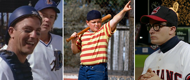 What's the best baseball movie? Bull Durham? Sandlot? Major League? (Special to Yahoo Sports)