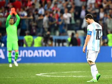 FIFA World Cup 2018: Argentina deny claims that players want coach Jorge Sampaoli fired after loss to Croatia