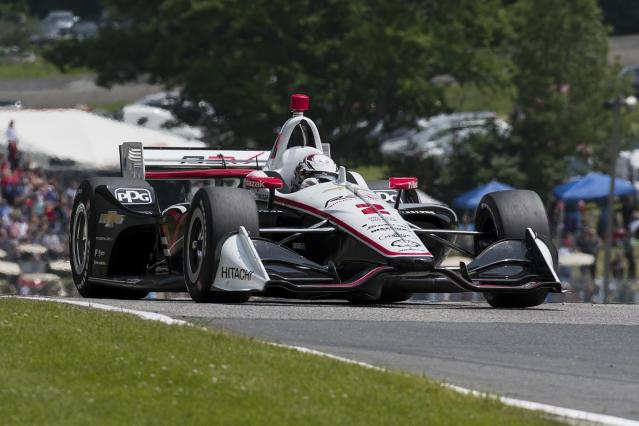Crunch test for Penske after heavy defeat to Rossi