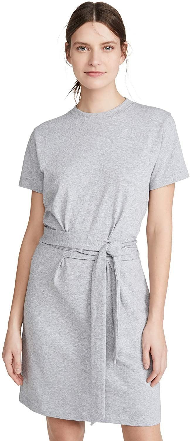 <p>You'll own this <span>Vince Waist Tie Dress</span> ($98-$136) forever.</p>