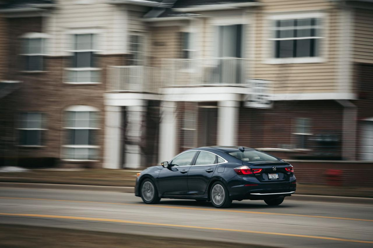 <p>Gone is the Integrated Motor Assist (IMA) hybrid system-a motor sandwiched between engine and transmission-which Prius owners turned up their noses at.</p>