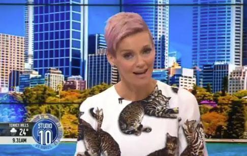 Studio 10 presenter Jessica Rowe announced this morning she'll be leaving the morning television show after more than four years. Source: Channel Ten