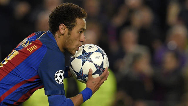 <p>Two parts of the MSN make the cut with Neymar slotting in on the left of this attack-heavy midfield. Mbappe will be hoping he can emulate the talented Brazilian in years to come, with both possessing dribbling ability that inspires fear in opposing defenders.</p> <br><p>The Monaco man is probably an even bigger fan of the 25-year-old after his devastating seven-minute spell sent Paris Saint-Germain crashing out of the Champions League.</p>