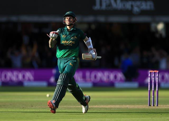 Nottinghamshire v Surrey – One Day Cup Final – Lord's