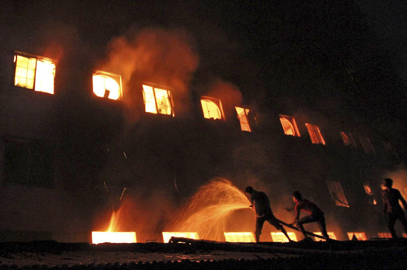 Factory fire the deadliest of many in Bangladesh
