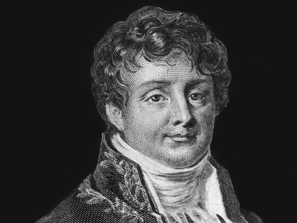 French mathematician and physicist Joseph Fourier (Hulton Archive/Getty)