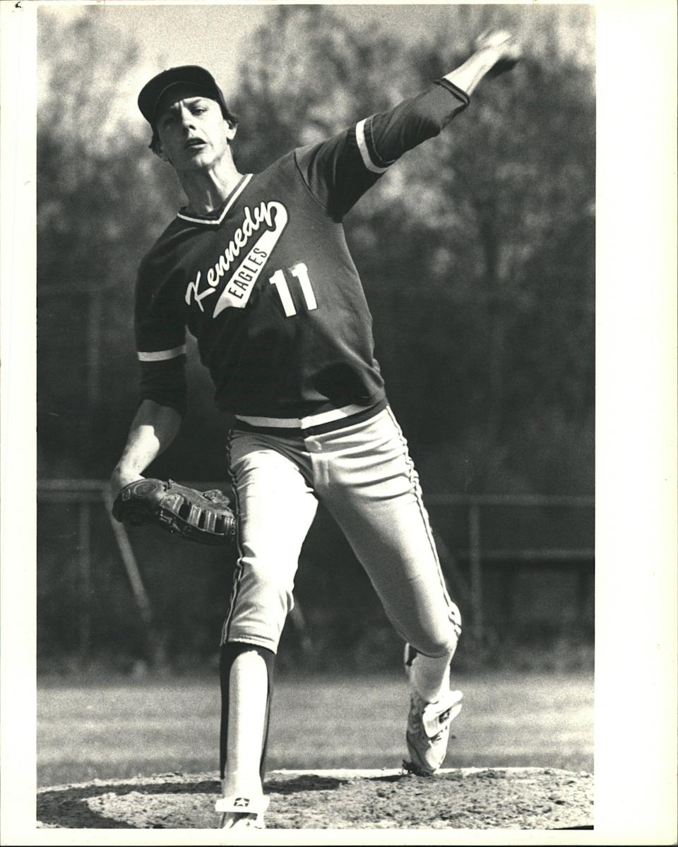 Steve Avery, who starred at Taylor Kennedy, was drafted No. 3 overall by the Braves in 1986.