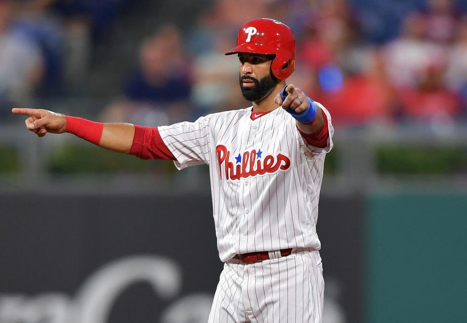 New Phillies slugger Jose Bautista highlights a group of potentially impactful August trade additions. (Getty Images)