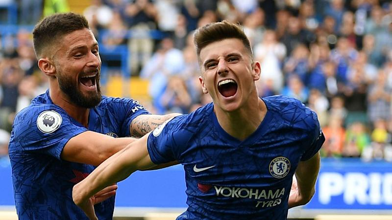Mount's Premier League goal just the first 'big moment' for youngster - Lampard