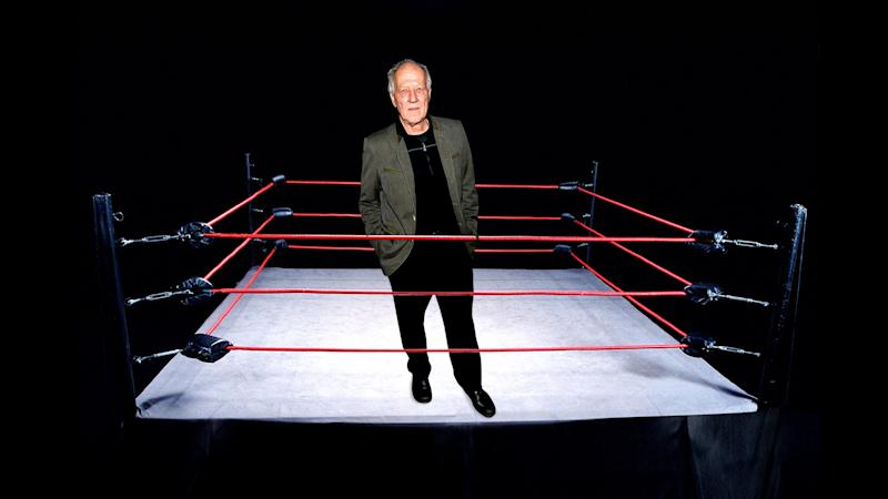 Werner Herzog Cannot Stop Talking About WrestleMania