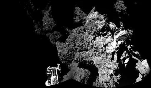 Comet 67P springs magnetic surprise