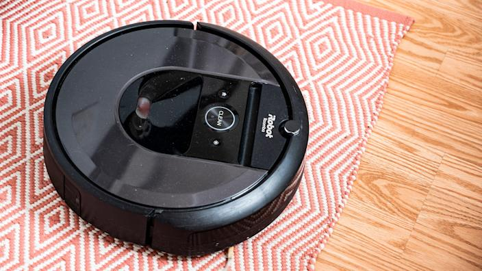 Shop major markdowns on iRobot machines right now.