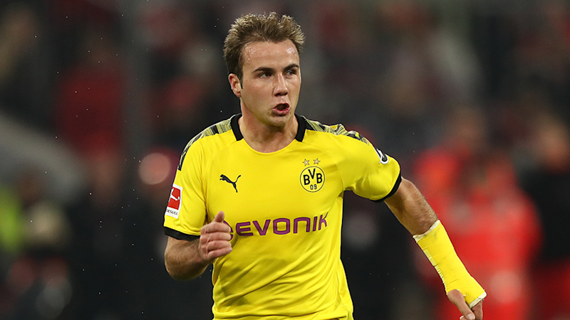 'I think we'll see the old Gotze again' - Liverpool boss Klopp says exit-bound Dortmund star is still 'an exceptional player'