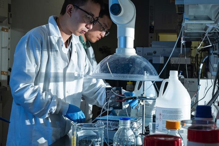 Rice University's new reactor can transform greenhouse gas