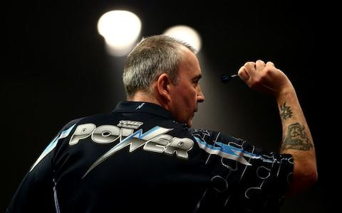 Phil Taylor - Credit: Getty images