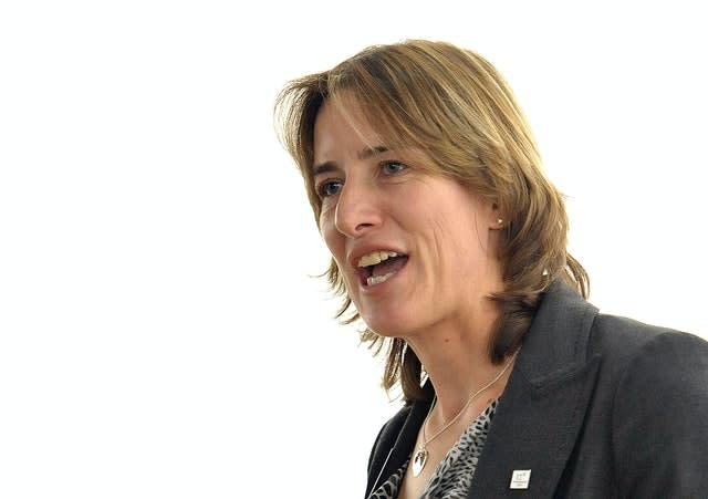 Dame Katherine Grainger has suggested some governing bodies may face bankruptcy (Nick Ansell/PA)