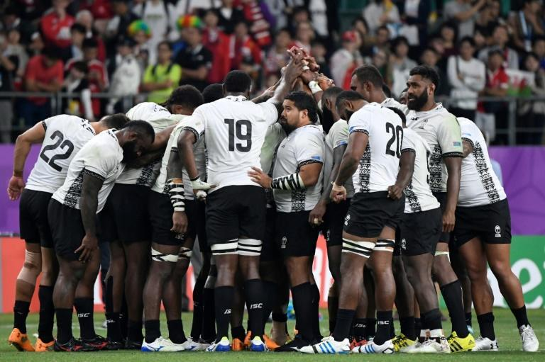 Fiji finished third in their group at last year's Rugby World Cup recording just one win