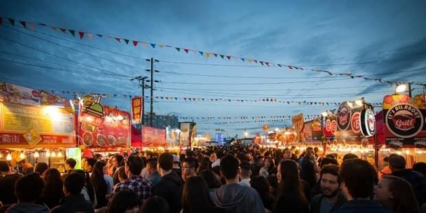 The Richmond Night Market, one of the largest outdoor markets in North America, has been closed since November 2019. (Richmond Night Market - image credit)