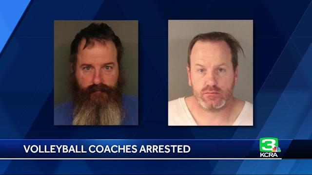 Two Placer County youth volleyball coaches, who are brothers, were arrested Wednesday on child molestation charges after allegations were brought forward by multiple victims, Lincoln police said. Jason Cole, 41, of Lincoln, and Robert Cole, 41, of Grass Valley, were taken into custody on charges of lewd acts upon a child, according to the Lincoln Police Department. They were known to coach youth volleyball in Placer County for several years. The Cole brothers' bail is set at $150,000 each.