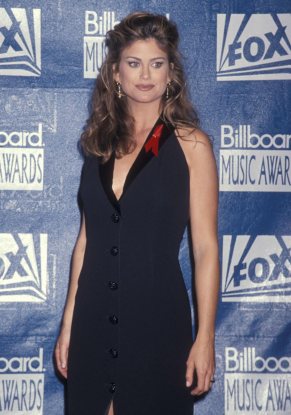 Kathy Ireland reflects on the strict industry standards she faced as a model. (Photo: Getty Images)