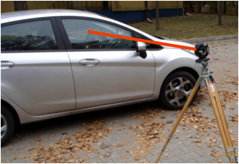 Scientists Invent Laser Device That Detects Alcohol in Cars