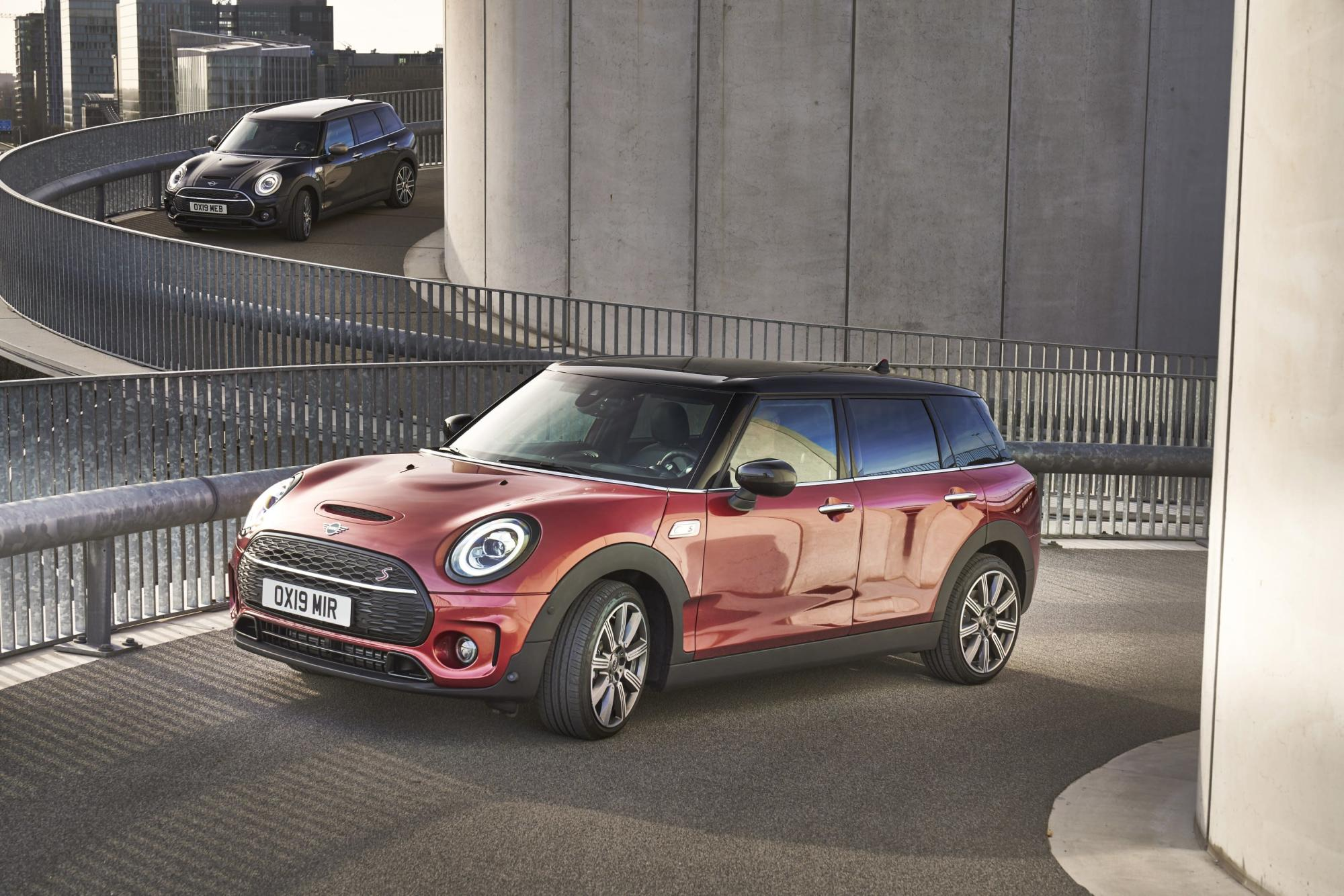 Mini Clubman gets a refresh just in time for Auto Shanghai
