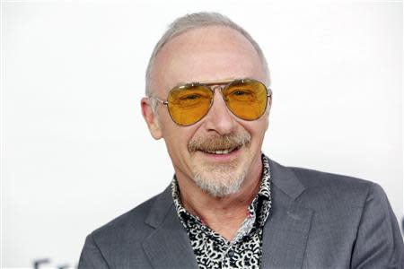 """File photo of Graham Parker arriving at the premiere of the movie """"This is 40"""" at Grauman's Chinese Theatre in Hollywood"""