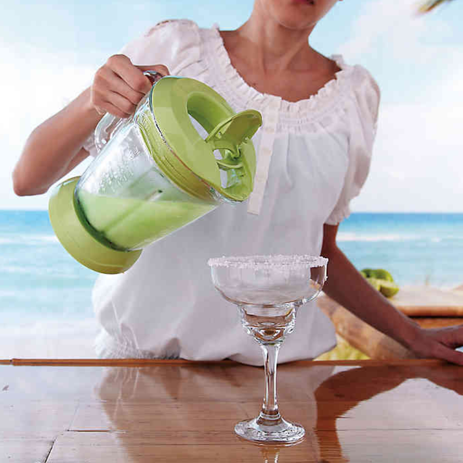 Margaritaville Bahamas Frozen Concoction Maker. Image via Bed, Bath and Beyond.