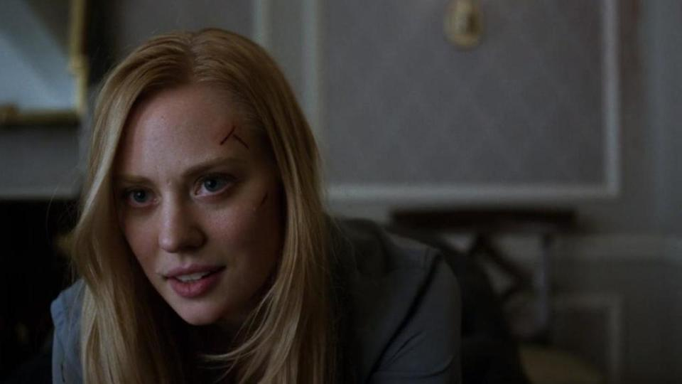 Woll has played Karen Page in Netflix's Marvel series since 2015