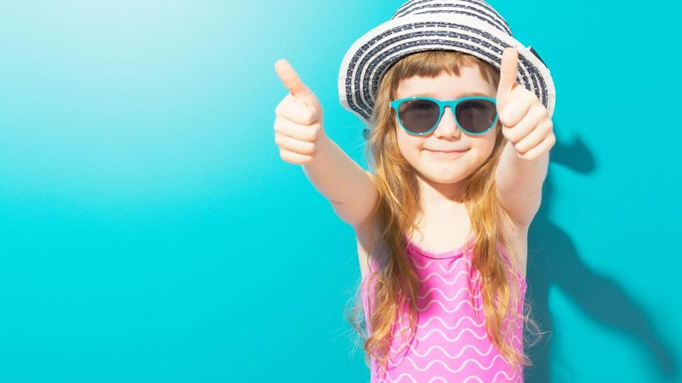 This may be the most important piece of sun protection for kids