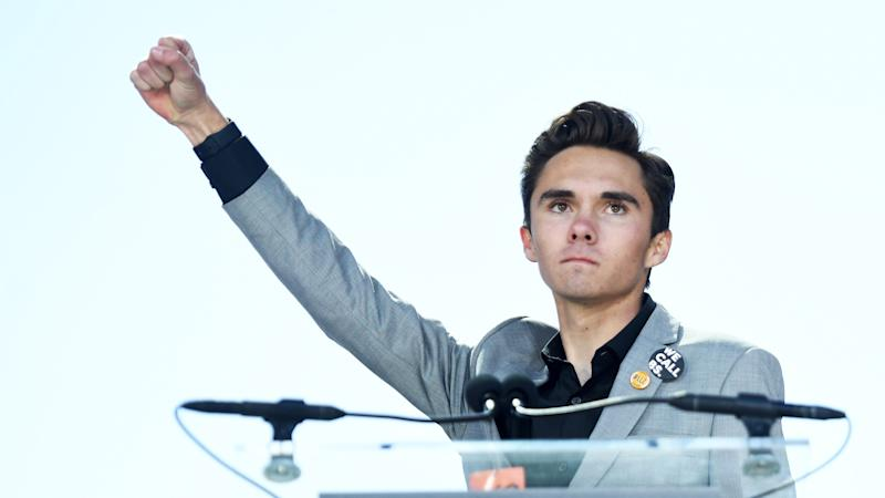 David Hogg sets his anti-gun sights on BlackRock, Vanguard