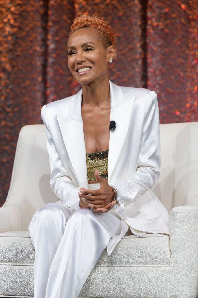 "<p><strong>Claim to fame:</strong> Actress, singer, talk show host</p><p><strong>Why she's extraordinary:</strong> While Smith has been in the spotlight for decades, her star power gained renewed momentum in 2018 with the premiere of her hit Facebook Watch talk show,<a href=""https://www.oprahmag.com/entertainment/tv-movies/a27254569/jada-pinkett-smith-red-table-talk-new-episodes/"" rel=""nofollow noopener"" target=""_blank"" data-ylk=""slk:Red Table Talk"" class=""link rapid-noclick-resp""> <em>Red Table Talk</em></a>, which she hosts alongside her mother Adrienne Banfield-Norris and daughter Willow. The show has become a go-to apology stop for A-listers following scandal, from <a href=""https://www.oprahmag.com/entertainment/tv-movies/a26559297/jordyn-woods-red-table-talk-jada-pinkett-smith-interview/"" rel=""nofollow noopener"" target=""_blank"" data-ylk=""slk:Jordyn Woods"" class=""link rapid-noclick-resp"">Jordyn Woods</a> to <a href=""https://www.forbes.com/sites/anneeaston/2020/12/08/lori-loughlins-daughter-olivia-jade-gets-a-lesson-about-real-white-privilege-from-jada-pinkett-smiths-mom-during-a-very-candid-red-table-talk/?sh=720250f04c10"" rel=""nofollow noopener"" target=""_blank"" data-ylk=""slk:Olivia Jade"" class=""link rapid-noclick-resp"">Olivia Jade</a>, and even <a href=""https://www.oprahmag.com/entertainment/tv-movies/a33278593/jada-pinkett-smith-will-smith-august-alsina-red-table-talk/"" rel=""nofollow noopener"" target=""_blank"" data-ylk=""slk:Smith herself."" class=""link rapid-noclick-resp"">Smith herself.</a></p>"