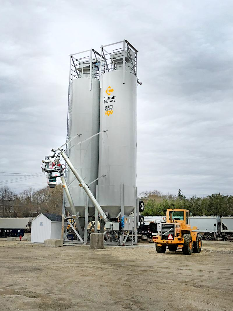 Charah Solutions Announces New Fly Ash Storage Terminal in Central Massachusetts