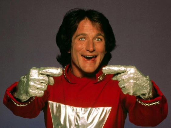 Actor and comedian Robin Williams died in 2014 (Rex)