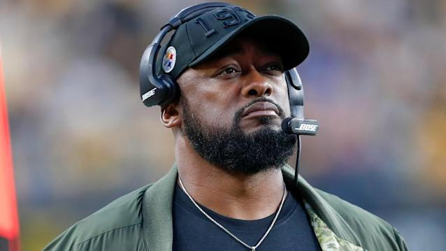 Mike Tomlin denies Steelers started fight with Myles Garrett