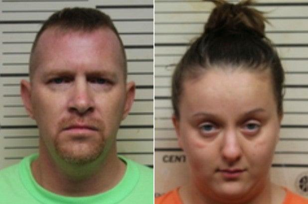 "Ethan Mast and Kourtney Aumen, who are charged with the murder of a 4-year-old girl who they claimed was possessed by a ""demon."