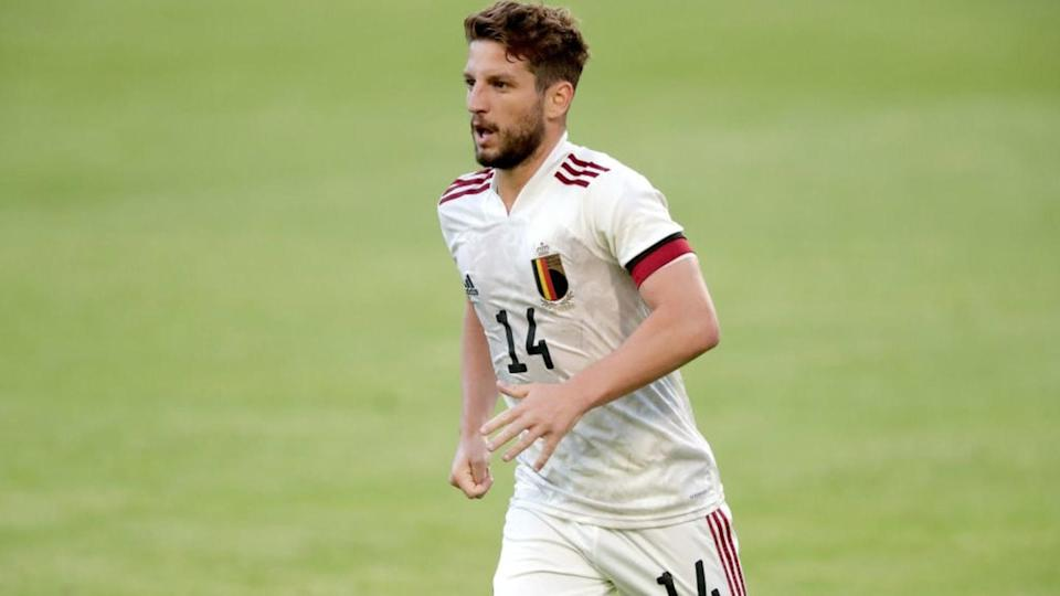 Dries Mertens | Soccrates Images/Getty Images