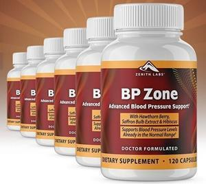 BP Zone Reviews: This is a review for Zenith Labs BP Zone Supplements. Customer reviews, price, ingredients, and side effects.
