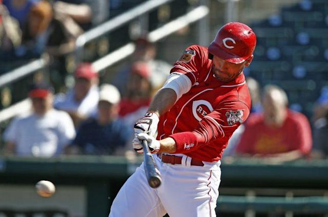 Were the critics right about Joey Votto all along? (AP)