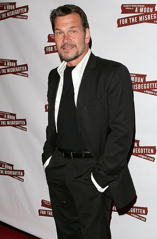 """<p class=""""MsoNoSpacing"""">Patrick Swayze famously played a dead man who came through to his wife with the help of a medium in """"Ghost."""" And when the actor and real-life wife Lisa Niemi were having difficulty in their own marriage a few years before his 2009 death, he once again turned to a psychic for help – and it worked. The childhood sweethearts, who were wed for 34 years, patched up their marriage and remained together until he died.</p>"""