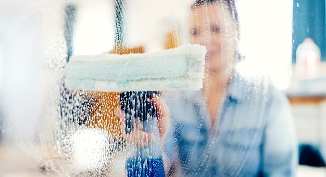 Fed up of looking at smears on the window or glass? This Window Vac could be the solution. (Getty Images)