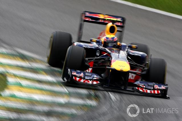 """2011 : Red Bull RB7, à moteur Renault <span class=""""copyright"""">Andrew Hone / Motorsport Images</span>"""