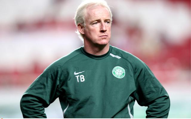 <span>The late Celtic player and coach Tommy Burns </span> <span>Credit: Action Images </span>