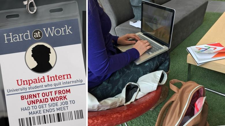 Hard At Work: How do students live on unpaid internships?