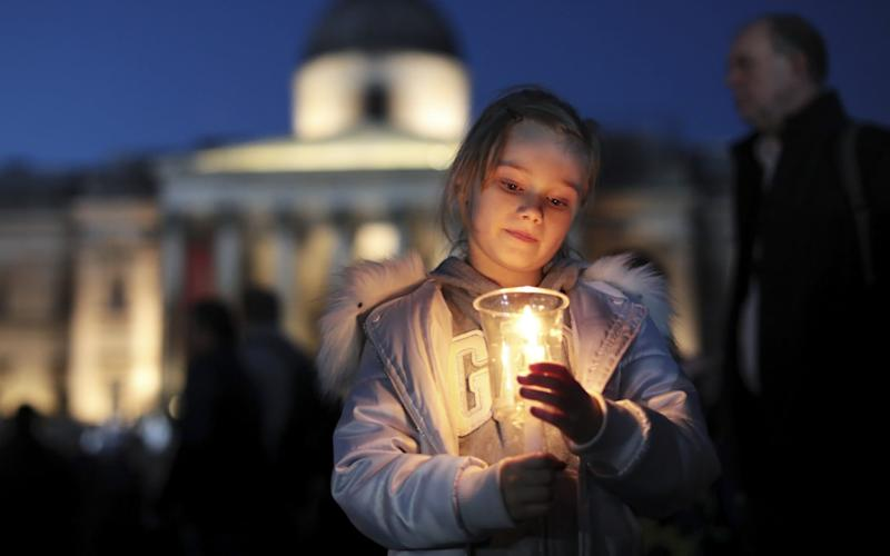 Vigil - Credit: Jack Taylor /Getty